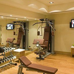 Wellness/fitness Starhotels Metropole Fotos