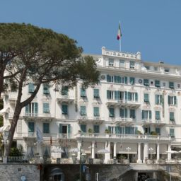 Vue extrieure Grand Hotel Miramare Fotos
