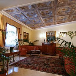 Hall Best Western Ai Cavalieri Fotos