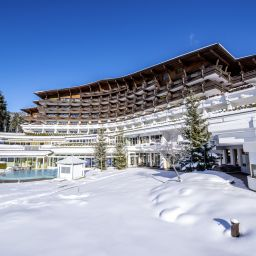 Exterior view Dorint Alpin-Resort Fotos