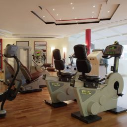 Fitness room Dorint Alpin-Resort Fotos
