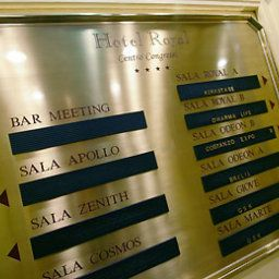 Sala congressi Mercure Torino Royal Fotos