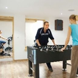 Wellness/fitness Parkhotel Wallgau Fotos