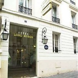 Exterior view Lord Byron Fotos