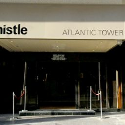 Außenansicht Atlantic Tower by Thistle Fotos