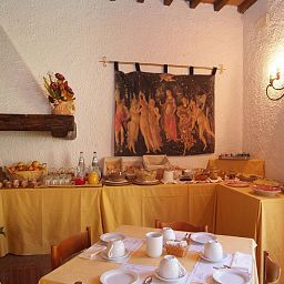Buffet Colle Etrusco Salivolpi Fotos
