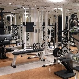 Fitness Bristol Warsaw A Luxury Collection Fotos