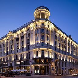 Vista exterior Bristol Warsaw A Luxury Collection Fotos