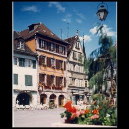 Saint Martin Colmar