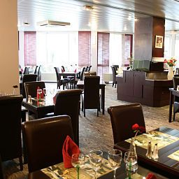 Breakfast room within restaurant Le Forum INTER-HOTEL Fotos