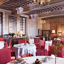 Breakfast room Chateau de Gilly Grandes Etapes Francaises Fotos