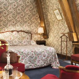 Room Chateau de Gilly Grandes Etapes Francaises Fotos