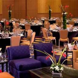 Banqueting hall Atlanta Marriott Marquis Fotos