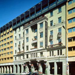 Exterior view Best Western Hungaria Fotos