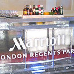 Bar London Marriott Hotel Regents Park Fotos