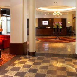 Hall London Marriott Hotel Regents Park Fotos