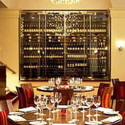 Restaurant London Marriott Hotel Regents Park Fotos