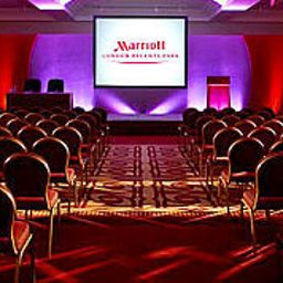 Salle de séminaires London Marriott Hotel Regents Park Fotos