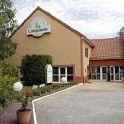 HOTEL RESTAURANT CAMPANILE LIMOGES SUD  FEYTIAT Limoges