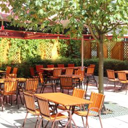 Terrace Best Western Hotel Jena Fotos
