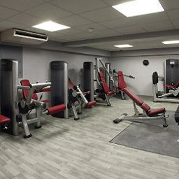 Wellness/Fitness Mercure Hythe Imperial Hotel & Spa Fotos