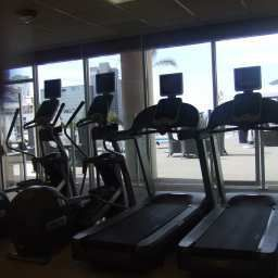 Sala spa/fitness DoubleTree by Hilton San Diego Downtown Fotos