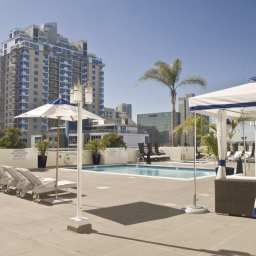 Basen DoubleTree by Hilton San Diego Downtown Fotos