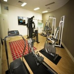 Sala spa/fitness Park Regis North Quay Fotos