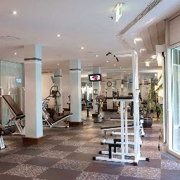 Fitness Radisson Blu Park Hotel & Conference Centre Fotos
