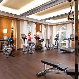 Fitness room Travel Charme Strandidyll Fotos