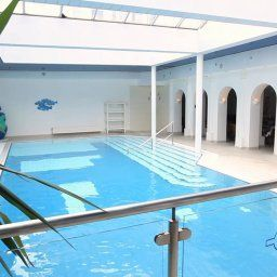 Pool TRYP by Wyndham (ex Grand City Strandhotel Ahlbeck) Fotos