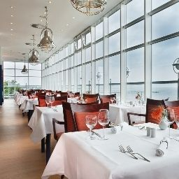 Restaurant TRYP by Wyndham (ex Grand City Strandhotel Ahlbeck) Fotos