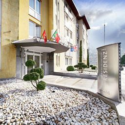 Vista exterior Residenz Apartment-Hotel Fotos