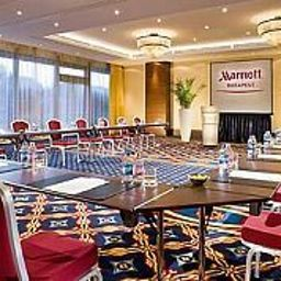 Conference room Budapest Marriott Hotel Fotos