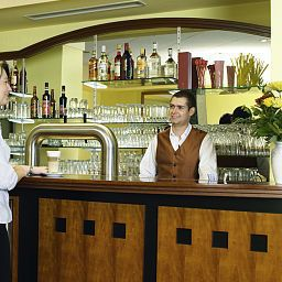 Bar Days Inn (ex Grand City Hotel Leipzig Messe) Fotos