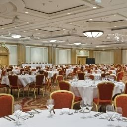 Banqueting hall Hilton Glasgow hotel Fotos