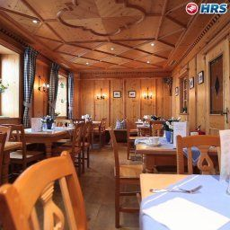 Breakfast room within restaurant Obermaier Fotos