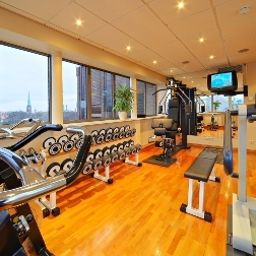 Wellness/fitness area Riga Radisson Blu Ridzene Hotel Fotos