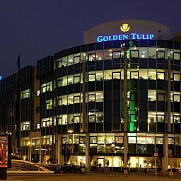 Exterior view Golden Tulip Leiden Centre Fotos