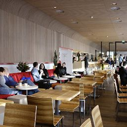 Breakfast room within restaurant ibis Amsterdam Centre Fotos
