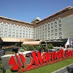Exterior view Milan Marriott Hotel Fotos