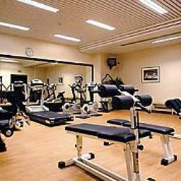 Fitness room Milan Marriott Hotel Fotos
