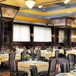 Restaurant Milan Marriott Hotel Fotos
