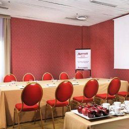 Conference room Milan Marriott Hotel Fotos