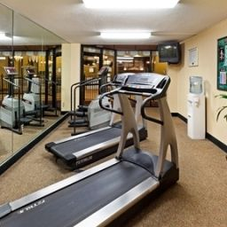 Wellness/fitness area Crowne Plaza GREENVILLE-I-385-ROPER MTN RD Fotos