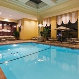 Pool Crowne Plaza GREENVILLE-I-385-ROPER MTN RD Fotos