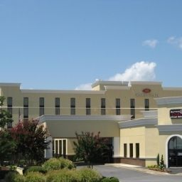 Exterior view Crowne Plaza GREENVILLE-I-385-ROPER MTN RD Fotos