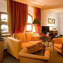 Suite Junior Bülow Residenz Fotos