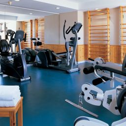 Sala fitness NH PODIUM Fotos