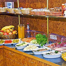 Buffet Minerva Fotos